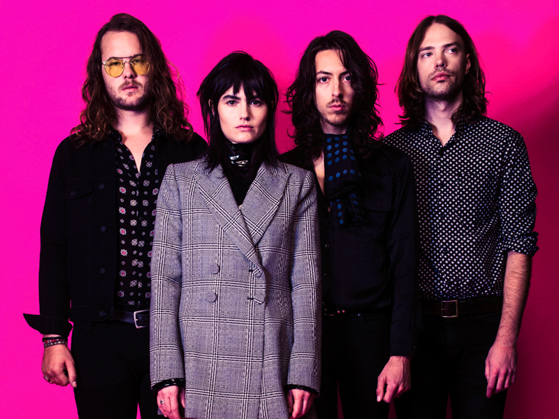 Listen: The Preatures, 'Girlhood'