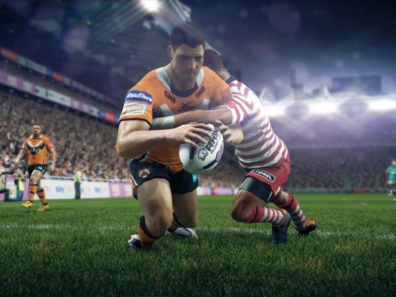 Try. Or try not. There is no do – Rugby League Live 4 coming this year