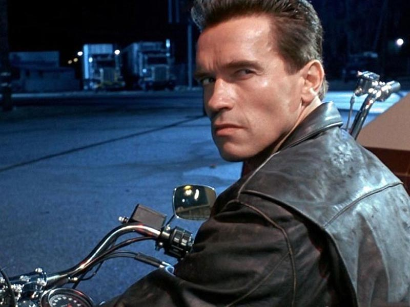 """I said I'd be back!"": Arnie joins sixth Terminator flick"