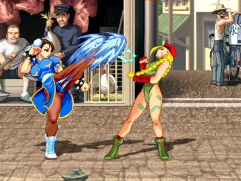 Watch: Ultra Street Fighter II: The Final Challengers gameplay