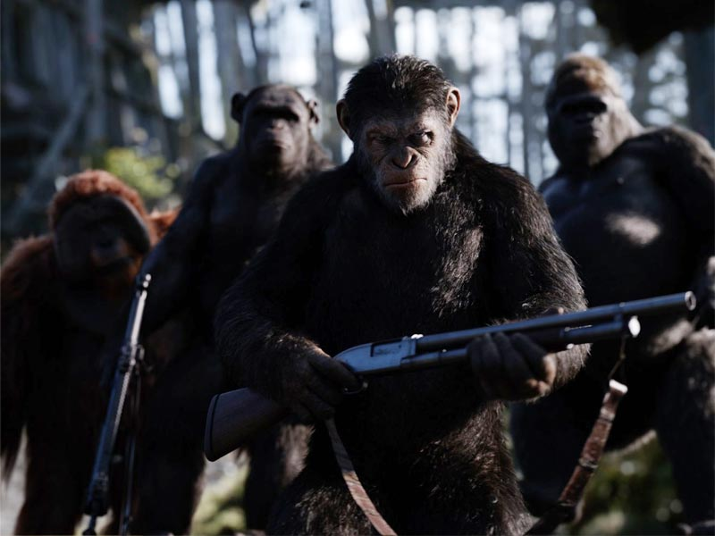6 things we learned from the War for the Planet of the Apes trailer