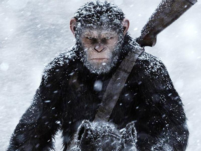 Watch: War for the Planet of the Apes final trailer