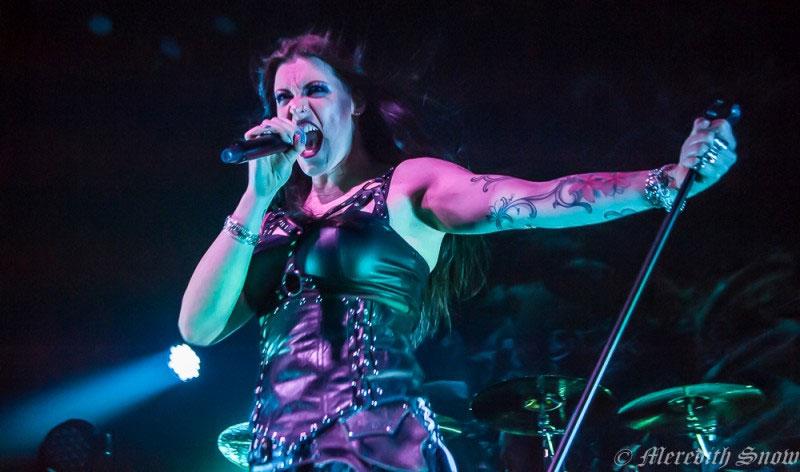 8 iconic women in metal