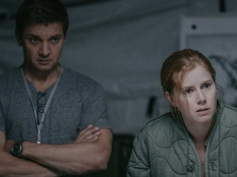 Go deeper into Arrival's screenplay