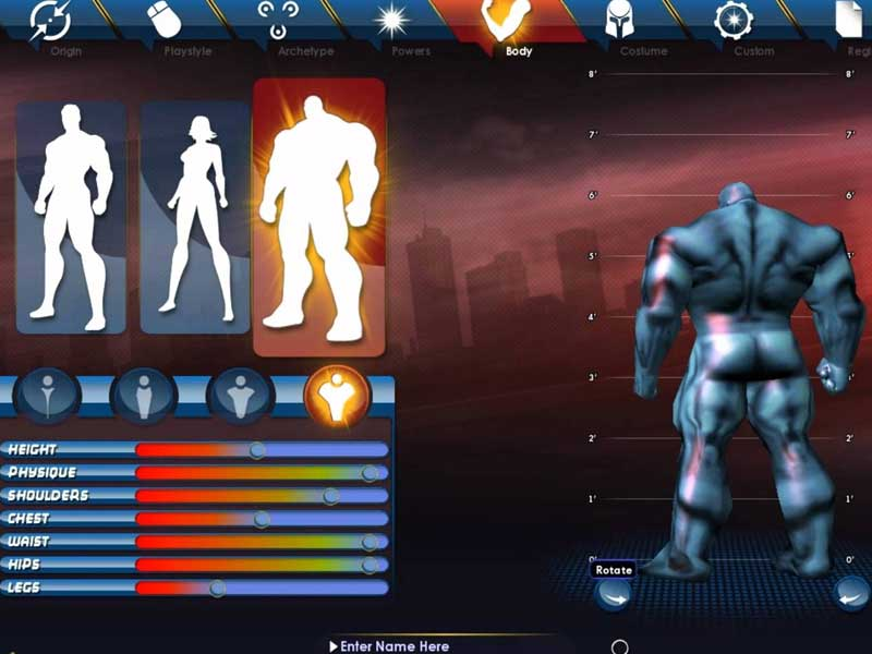 4 of the best character customisation screens