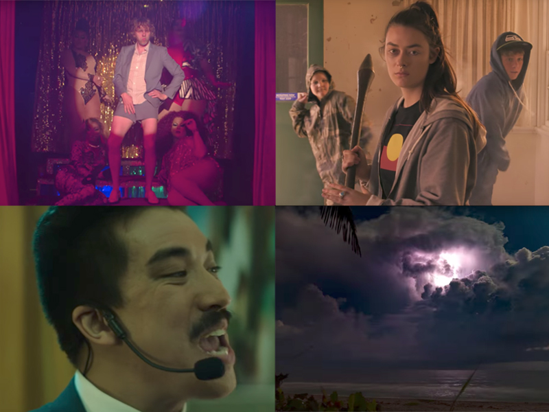 Clip Trip: Top music clips of the week