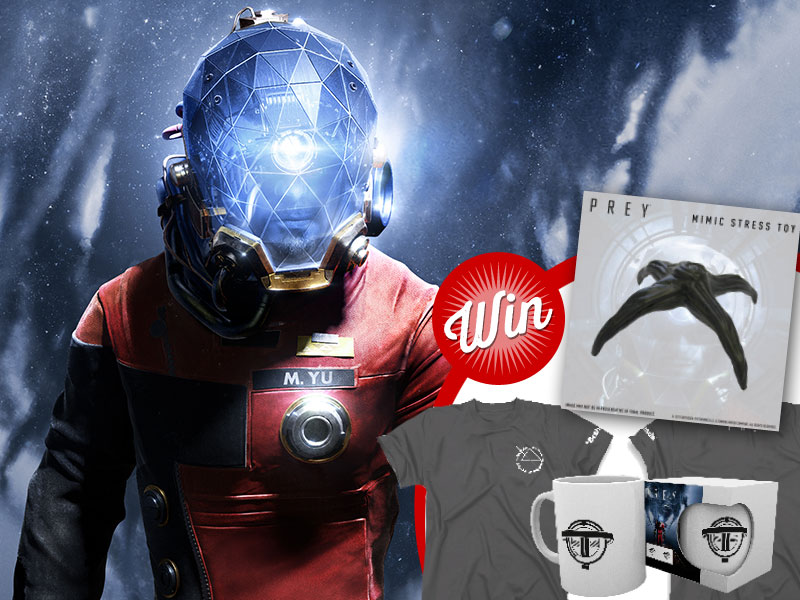 Gamers! Win an awesome Prey prize-pack