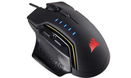 Review: Corsair Glaive