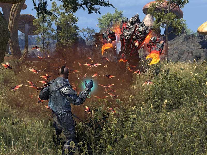 Elder Scrolls Online: Morrowind previewed