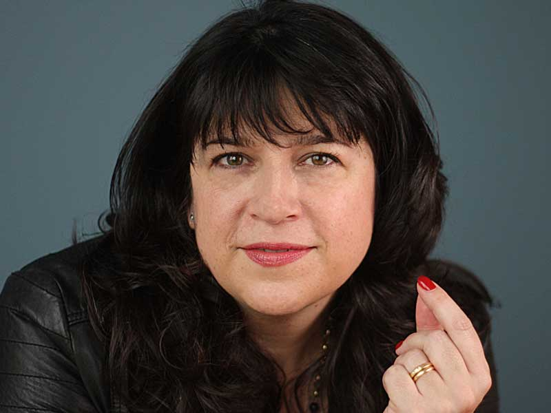 E.L. James – 5 things you probably didn't know