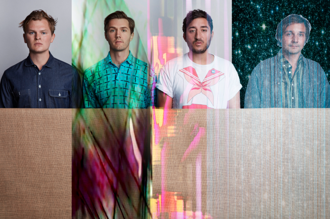 Grizzly Bear announce album, tour dates, new track