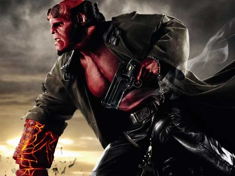 Stranger Things have happened – Hellboy to return with David Harbour?