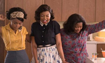 Interview: Hidden Figures – The Right Stuff