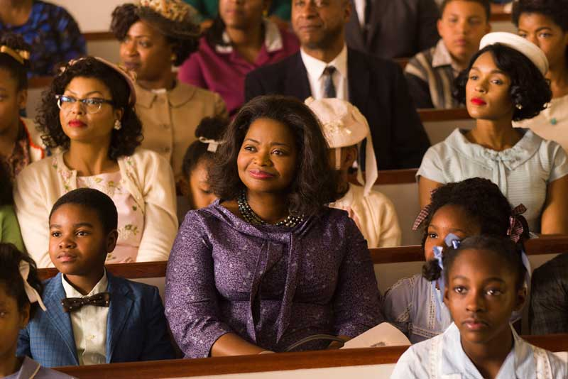 Hidden Figures: The Right Stuff
