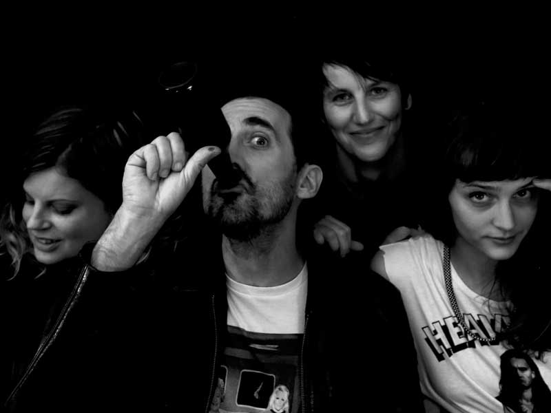 News: The Drones announce new project – 'TFS'