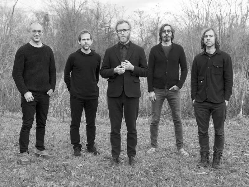 The National announce album, release new single