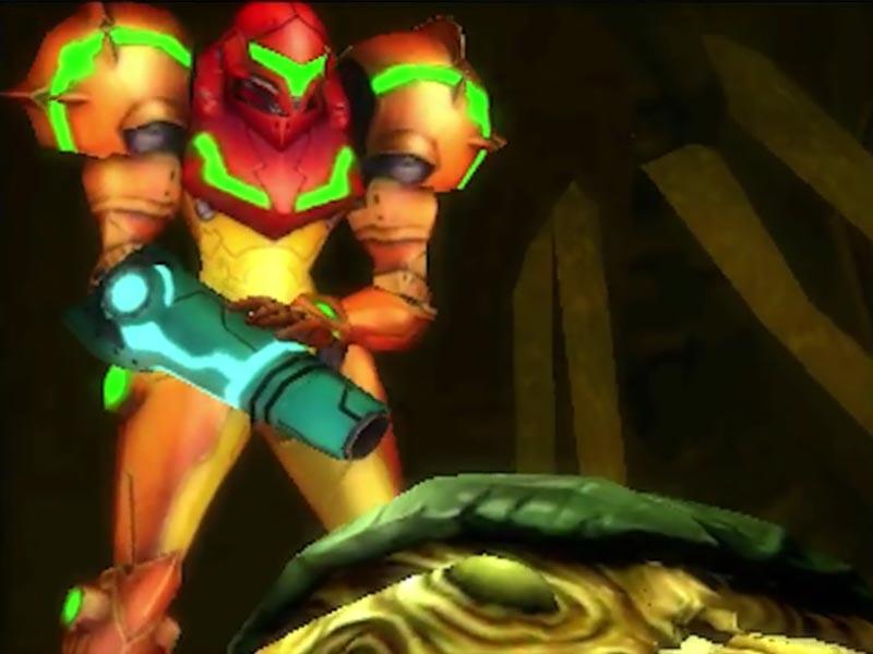 News: Metroid: Samus Returns for 3DS