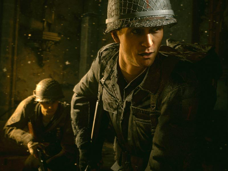 Watch: Call of Duty: WWII E3 multiplayer reveal trailer