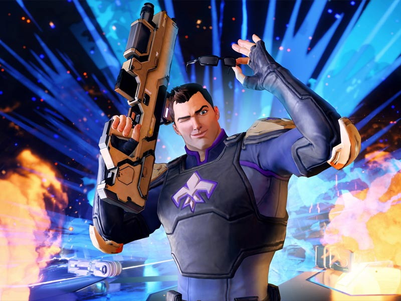 Agents of Mayhem E3 trailer