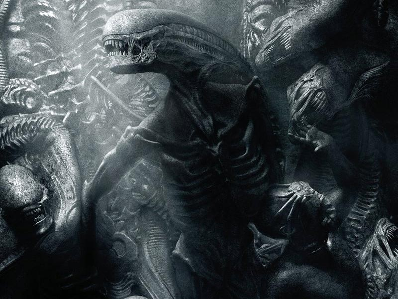 Win: Get arty with Alien, score an ace 4K pack!
