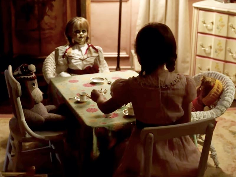 Hello Dolly! New Annabelle: Creation trailer