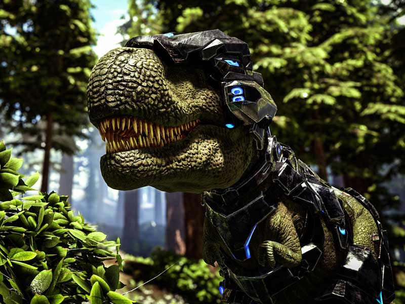 Watch: ARK: Survival Evolved E3 trailer