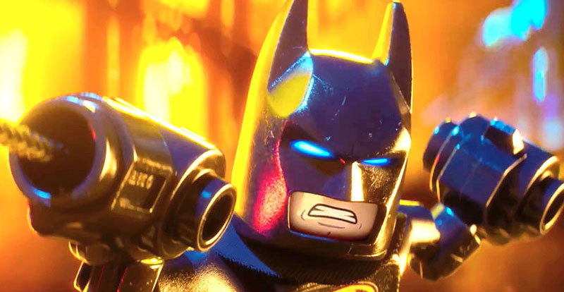 The LEGO Batman Movie on DVD, Blu-ray & 4K June 28