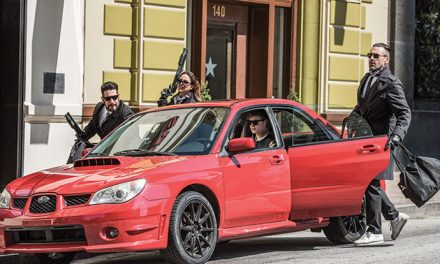 Baby Driver, born to drive