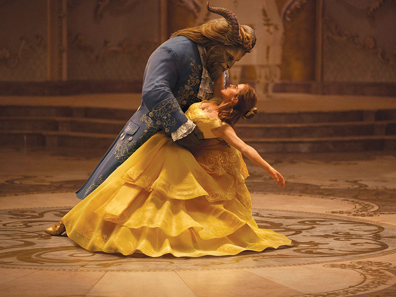 Beauty and the Beast on DVD & Blu-ray June 21