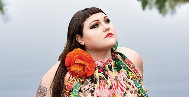 Beth Ditto interview