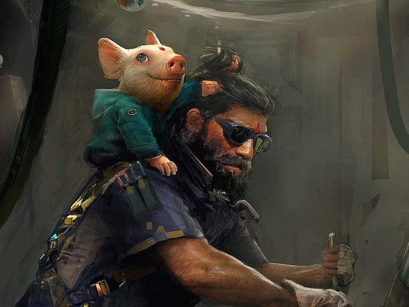 Beyond Good & Evil 2 – behind the scenes