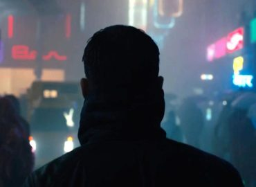 On the set of Blade Runner 2049