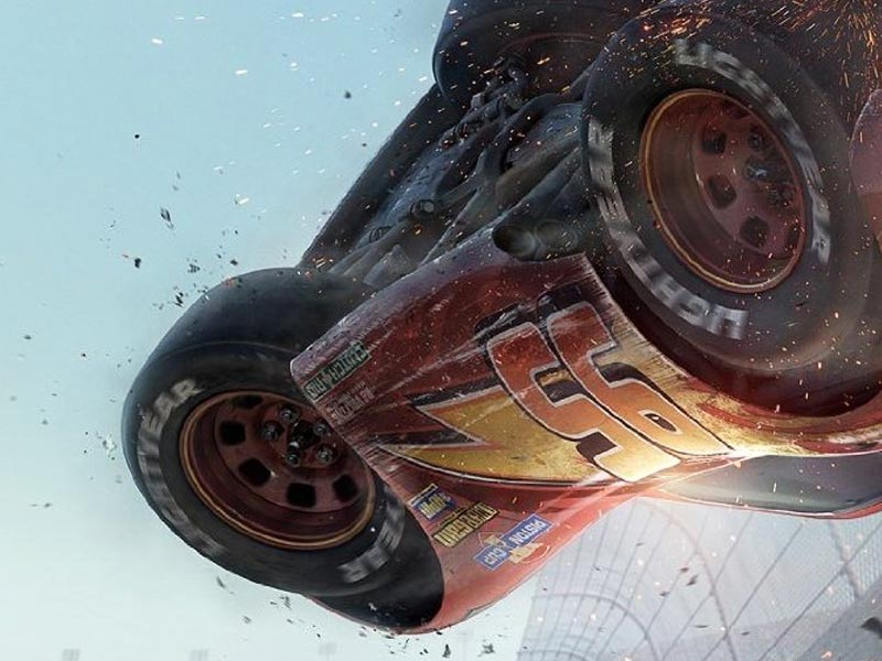 Cars 3 – in cinemas June 22
