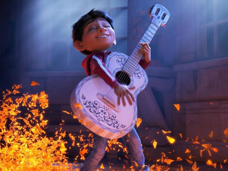 Watch: Disney-Pixar's Coco trailer