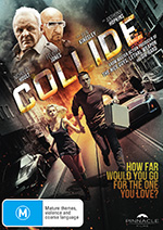 Collide DVD cover