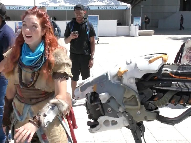 WATCH: STACK at E3 2017 | Day 3