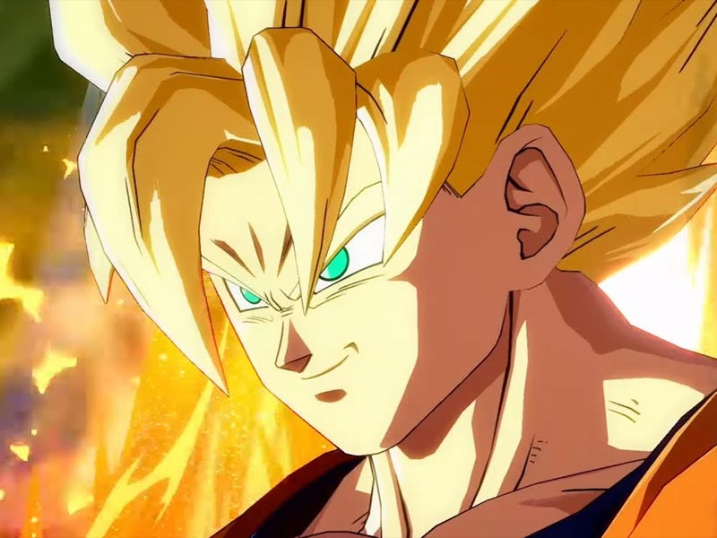 Dragon Ball FighterZ E3 trailer and gameplay