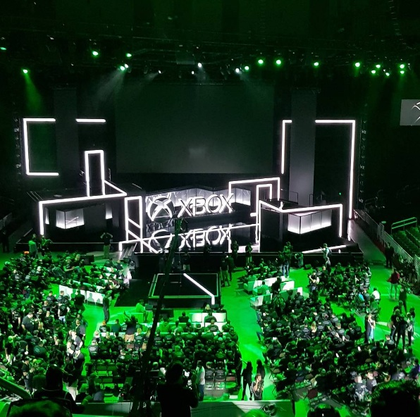 News: E3 Microsoft's Xbox One X Experience - STACK | JB Hi-Fi