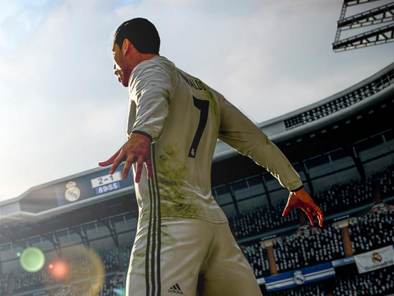 New FIFA 18 E3 gameplay trailer