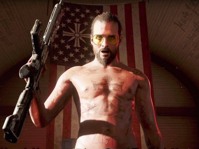 Far Cry 5 E3 trailer and gameplay