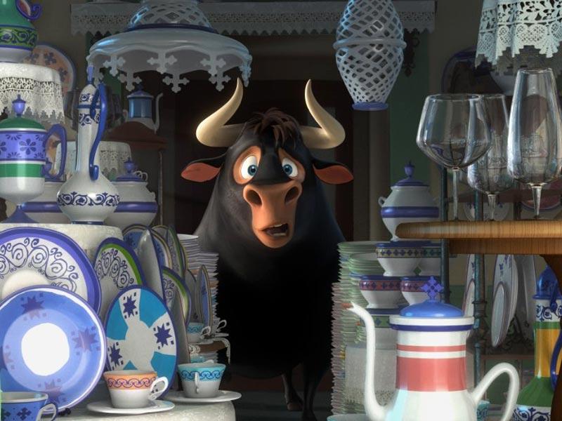 Watch: Ferdinand trailer – a big load of bull!