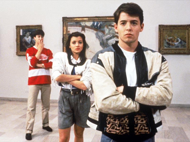 List: 15 fab Ferris Bueller factoids
