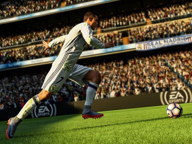 E3: FIFA VR? Not on the horizon.