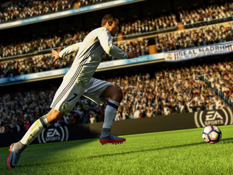 E3: FIFA VR? Not on the horizon.