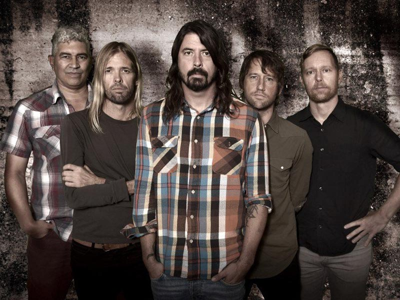 Foo Fighters go pop on new album Concrete and Gold?