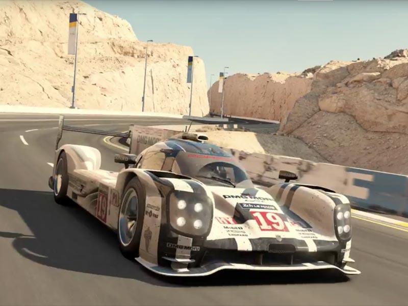 Forza Motorsport 7 E3 trailer