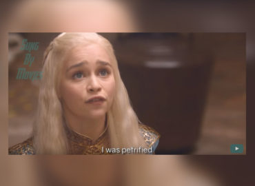 'I Will Survive' sung by Game of Thrones