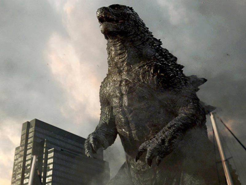 Holy major MonsterVerse, Godzilla is returning!