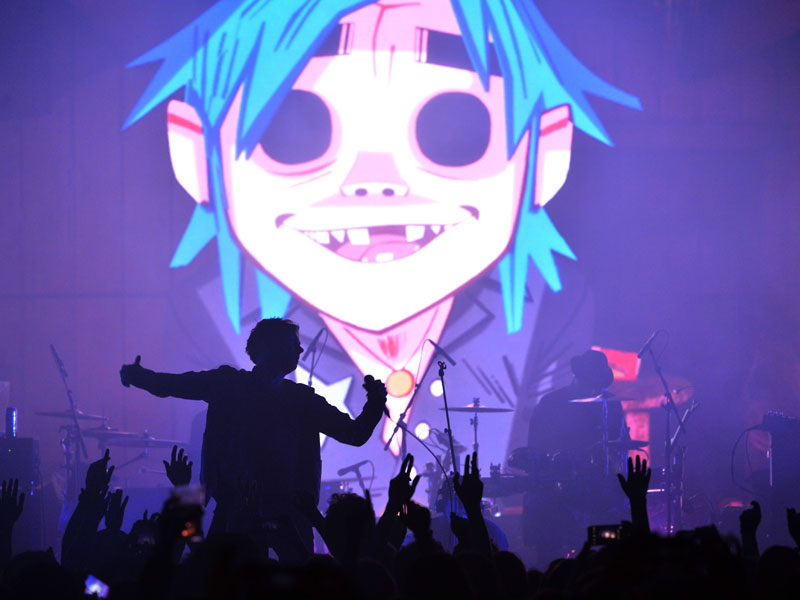 News: This weekend, stream the new Gorillaz festival for free
