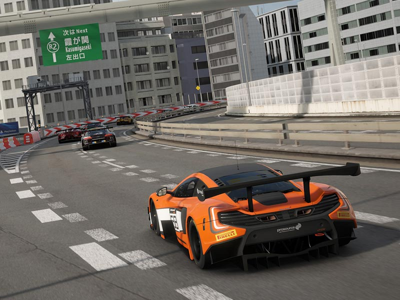 Watch: Gran Turismo Sport E3 trailer